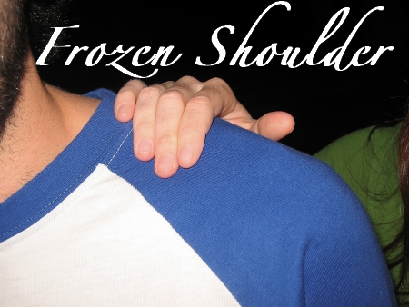 Ultimate Sports Therapy – Frozen shoulder