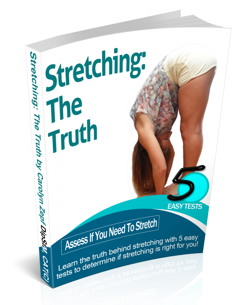 Stretching The Truth e-book